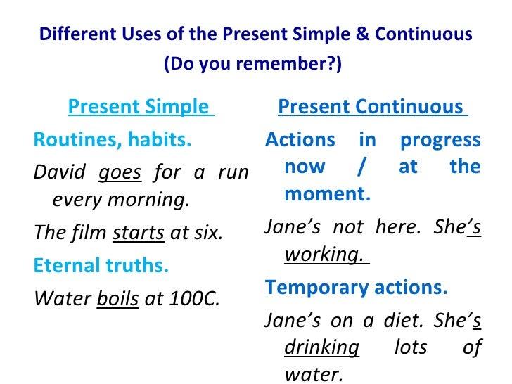 Action amp non action verbs explanation