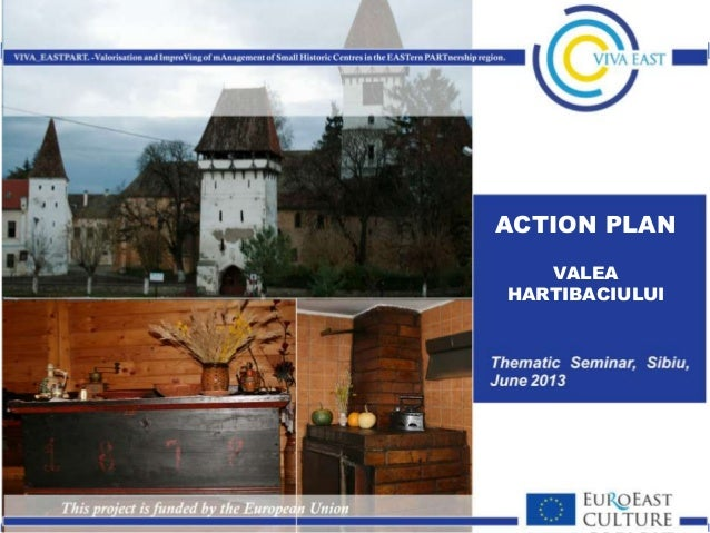 Action plan for the territorial cultural systems of Valea Hartibaciului