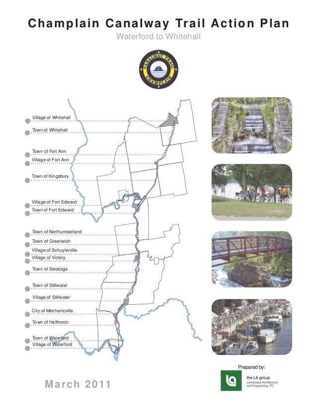 Champlain Canal Trail Action Plan