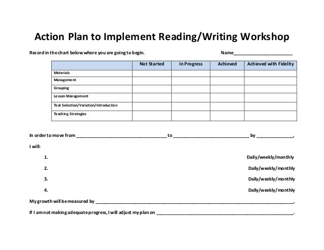 Iso implementation plan template excel - visualbrains.info