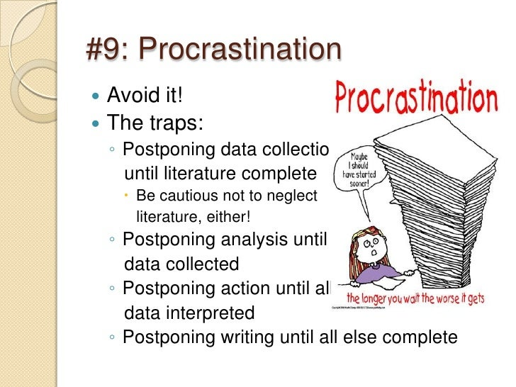 """causes of procrastination essay Procrastination research paper in an essay titled, """"procrastination or 'intentional delay describes that the main cause of procrastination is """"self."""