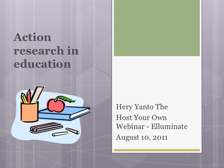 action research thesis education