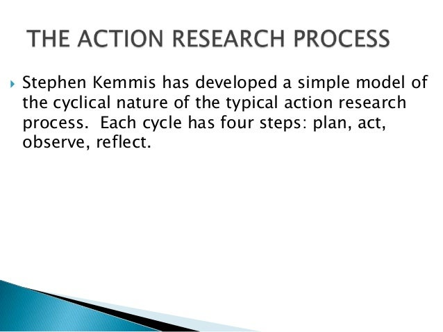 kemmis action research