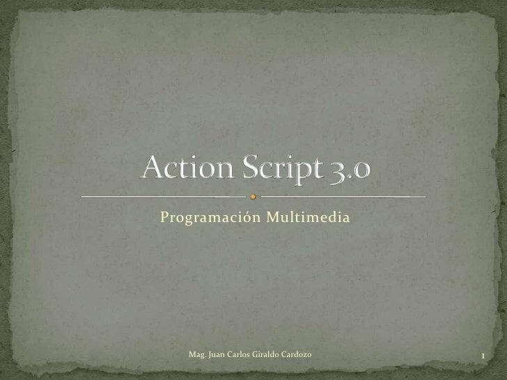 Action Script 3 Cap3