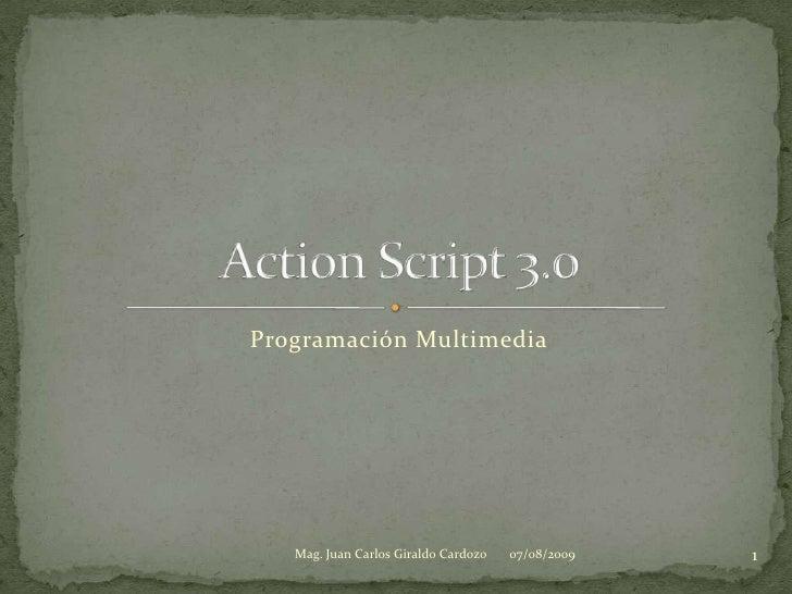 Action Script 3 Cap 3a Eventos