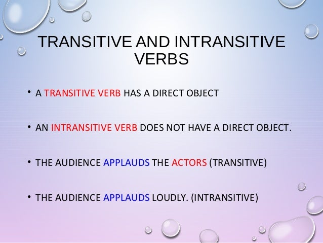 Similiar Sample Sentence Of Subject Intransitive Verb Keywords