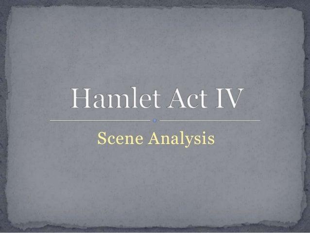 Scene Analysis