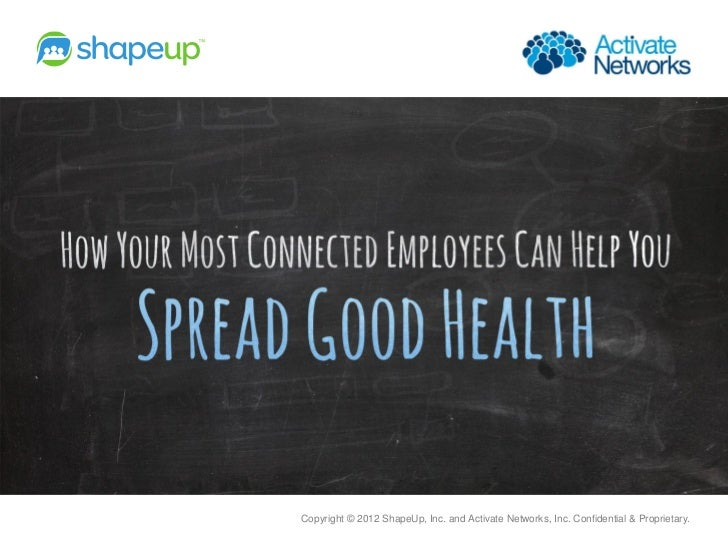 How Your Most Connected Employees Can Help You Spread Good Health