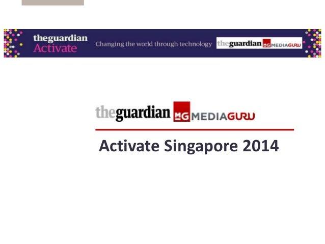 Activate Singapore 2014
