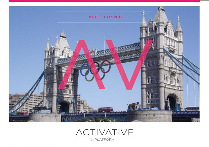 Activative Platform issue 1