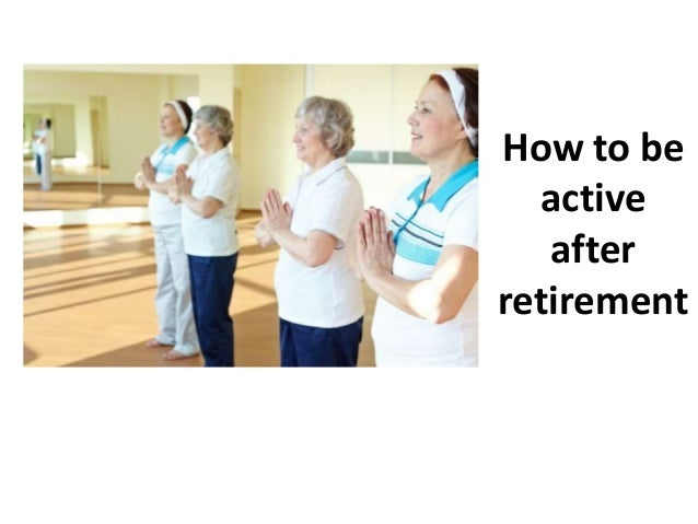 active adult area retirement
