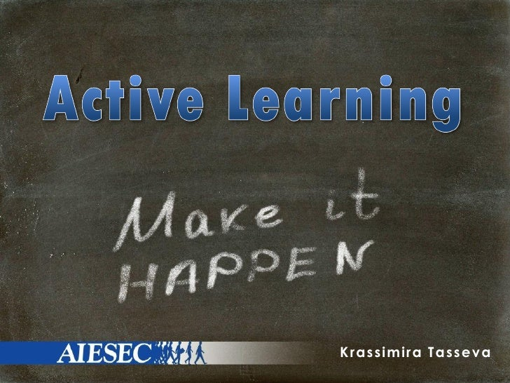 Active Learning Pimped