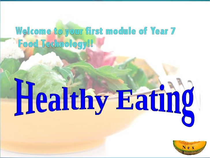 Activelesson Healthy eating