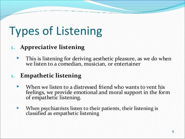 practicing empathy with effective listening Tldr: empathy is the most important skill you can practice it will lead to greater success personally and professionally and will allow.