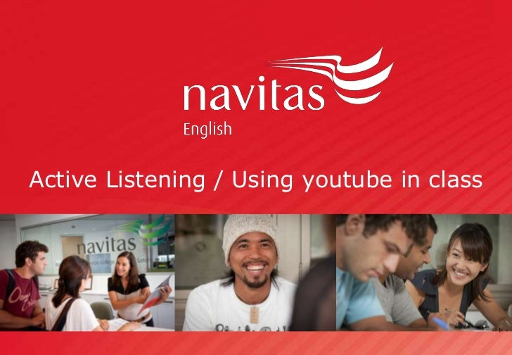 1<br />Active Listening / Using youtube in class<br />