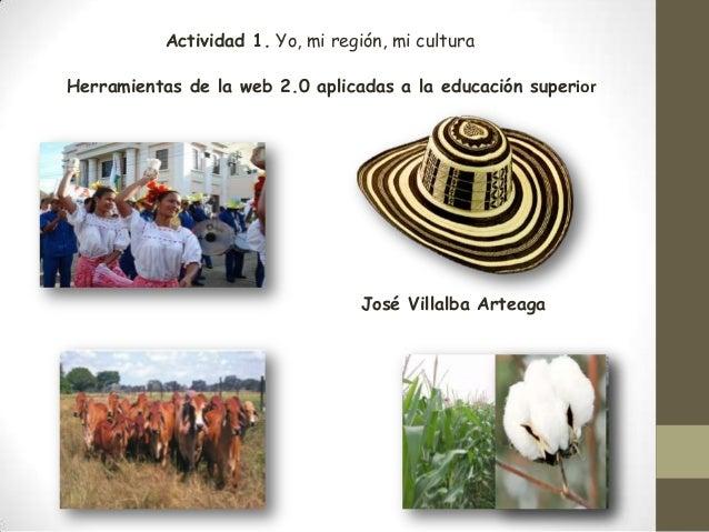 Actividad 1. Yo, mi región, mi cultura