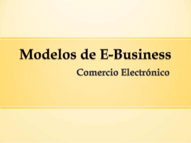 Actividad 1 Modelos e business