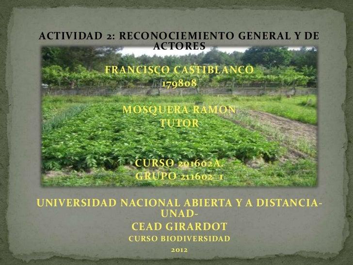 ACTIVIDAD 2: RECONOCIEMIENTO GENERAL Y DE                 ACTORES          FRANCISCO CASTIBLANCO                  179808  ...