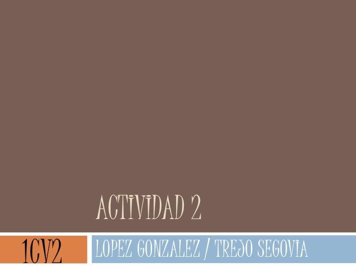 ACTIVIDAD 2 LOPEZ GONZALEZ / TREJO SEGOVIA 1CV2