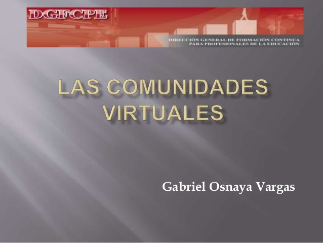 Gabriel Osnaya Vargas