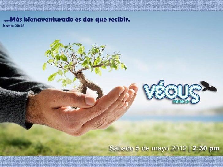 Actividad 5 de mayo 2012
