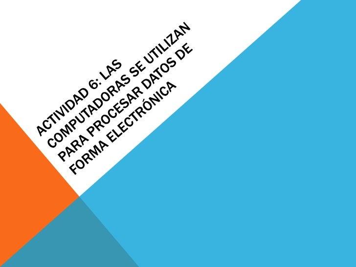 Un     sistema    informático    es    un    conjunto   departes, identificadas como dispositivos esencialmenteelectrónico...