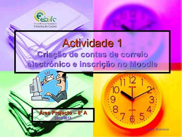 Actividade1 email moodle