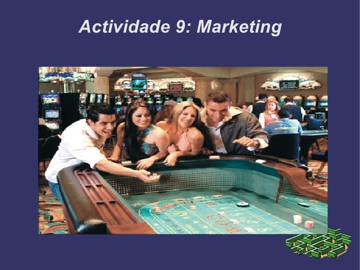 Actividade 9: Marketing