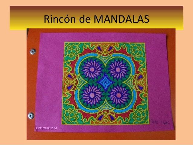 Rincón de MANDALAS