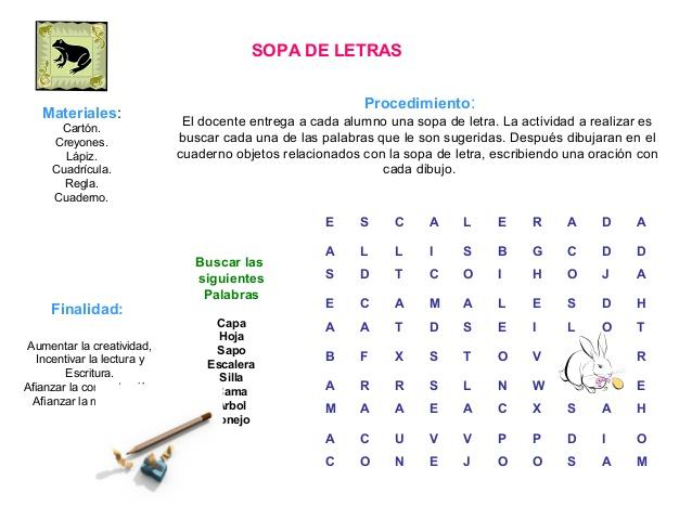 Palabras Con Letra G - newhairstylesformen2014.com