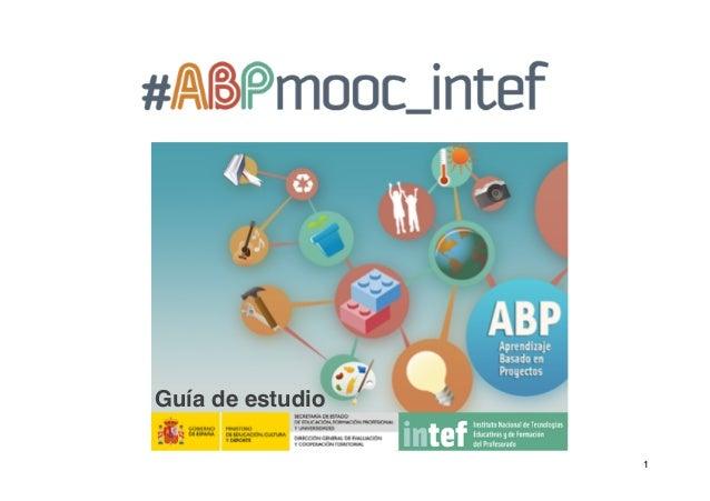 #ABPmooc_INTEF. Cuadro de actividades y tareas