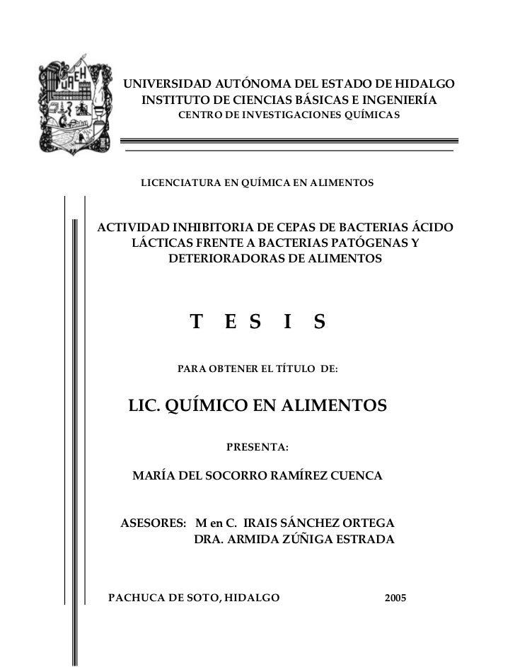 UNIVERSIDADAUTÓNOMADELESTADODEHIDALGO     INSTITUTODECIENCIASBÁSICASEINGENIERÍA            CENTRODEINVES...