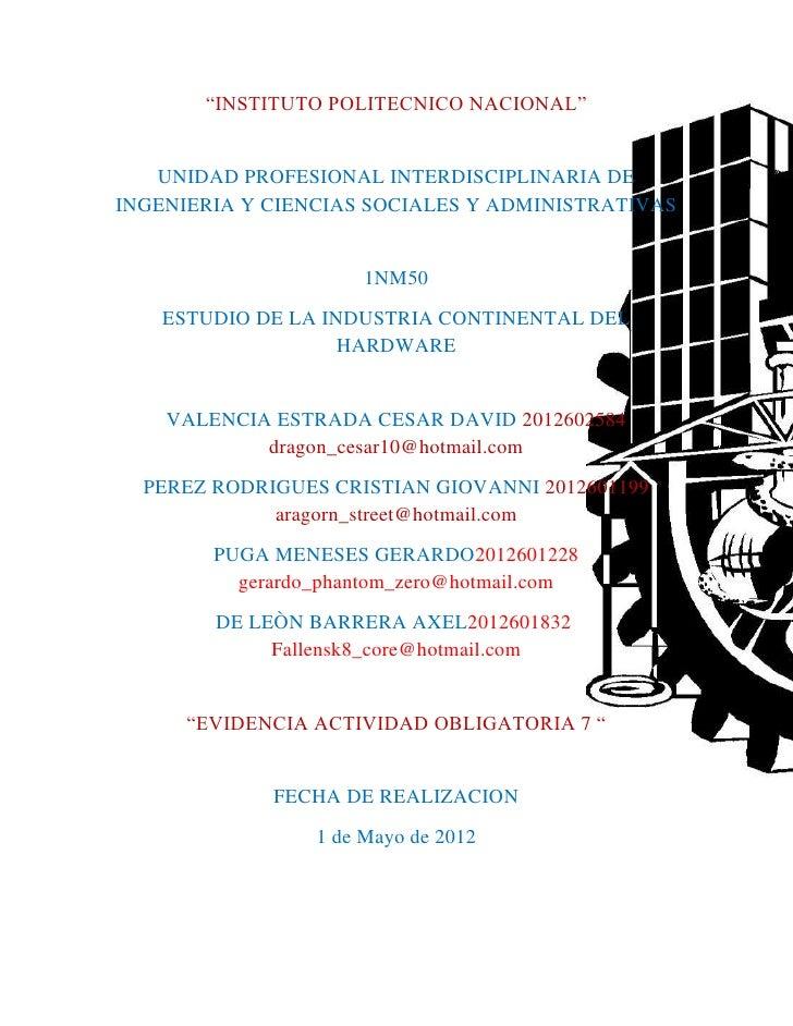 ―INSTITUTO POLITECNICO NACIONAL‖   UNIDAD PROFESIONAL INTERDISCIPLINARIA DEINGENIERIA Y CIENCIAS SOCIALES Y ADMINISTRATIVA...