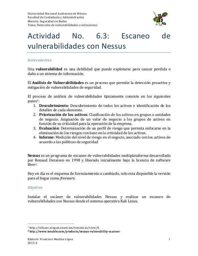 Universidad  Nacional  Autónoma  de  México   Facultad  de  Contaduría  y  Administración   Materia: ...
