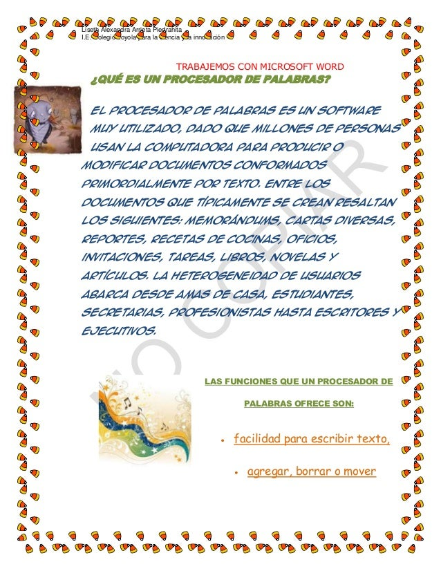 Liseth Alexandra Arrieta PiedrahitaI.E. Colegio Loyola para la ciencia y la innovación                                 TRA...