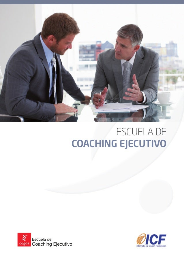 ESCUELA DE COACHING EJECUTIVO