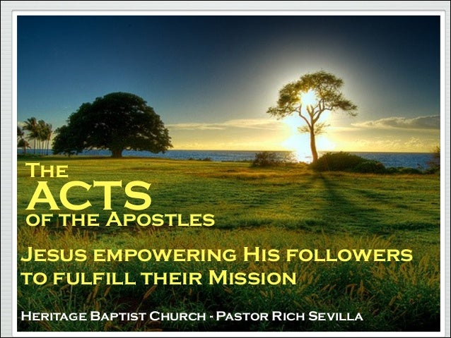 Acts 05 11
