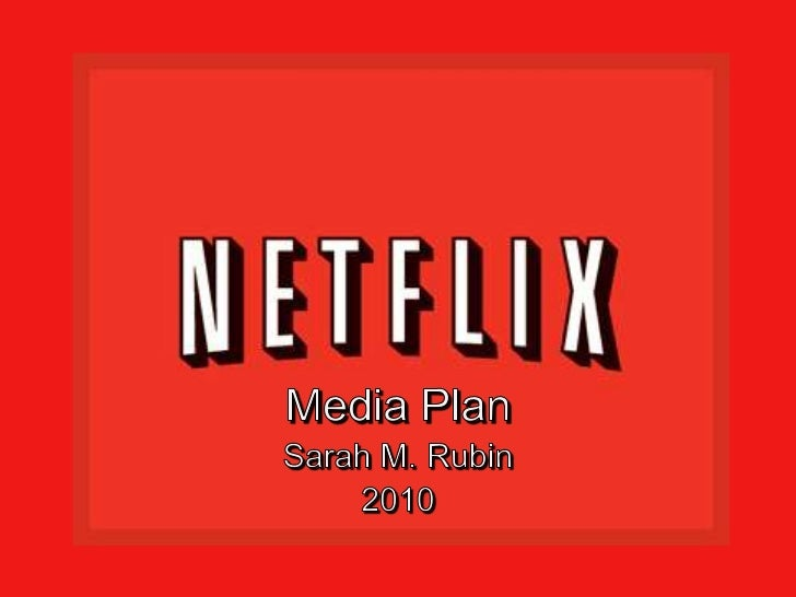 Media Plan<br />Sarah M. Rubin<br />2010<br />
