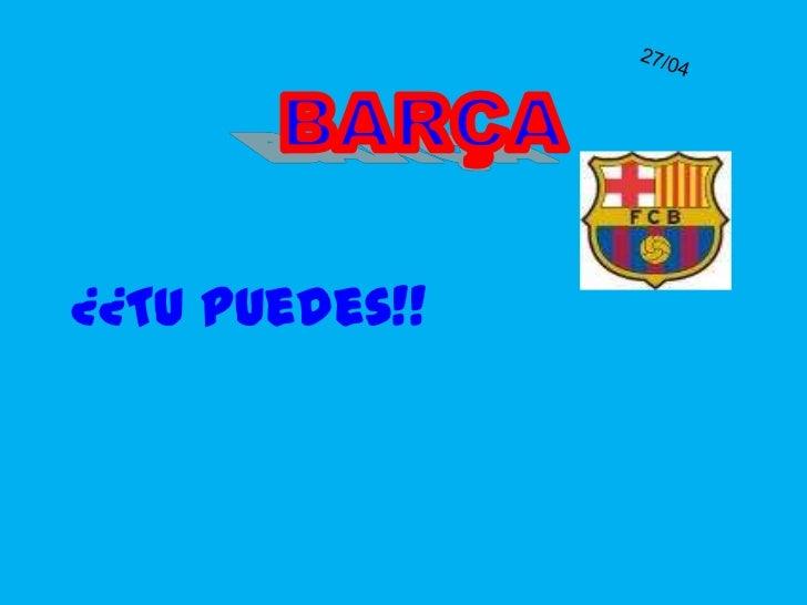 Actualidad del barcelona 22