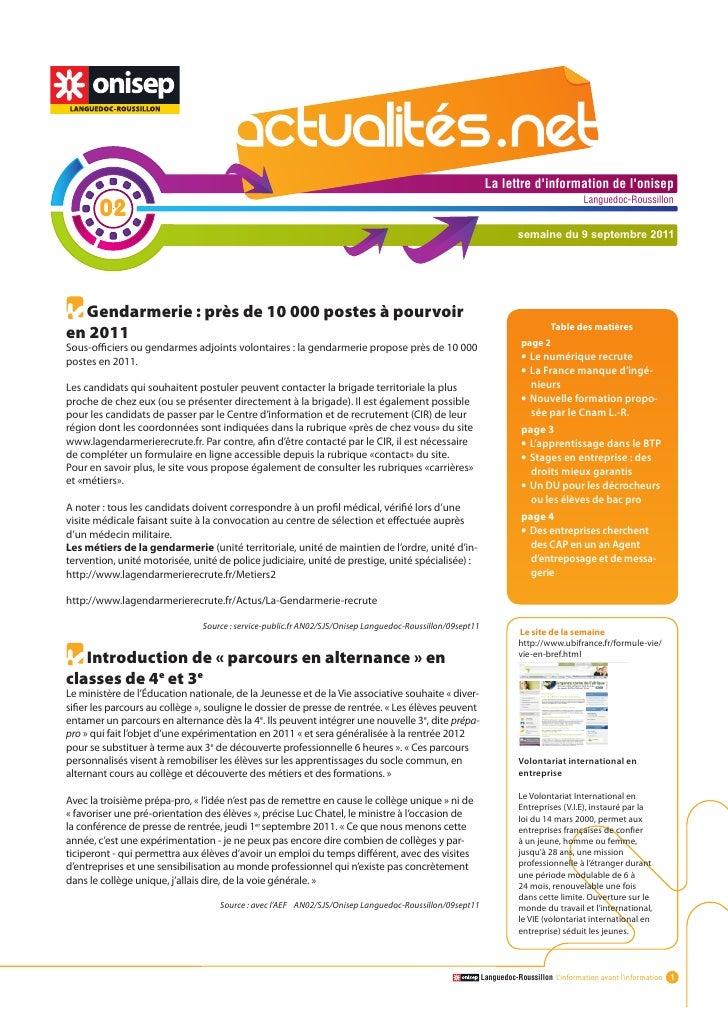 Actualitesnet n°2 9sept11 (1)