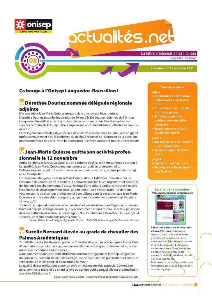 Actualitesnet n°8 21oct11 (1)