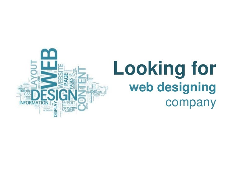 Looking for web designing company<br />