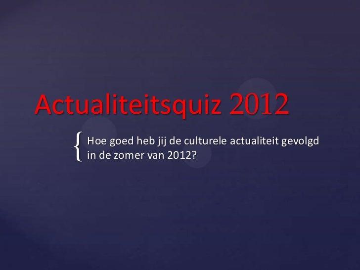 Actuaquiz 2012 anim