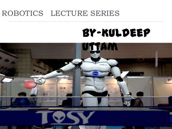 Robotics and actuaters