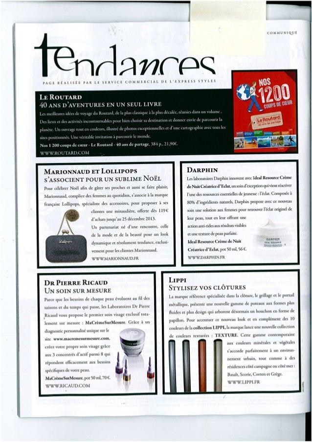 Article Sud Express Lippi