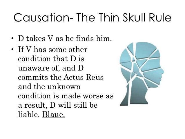 actus reus in law - a video that examines the main elements of actus reus.