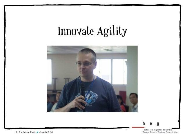 Innovante Agility