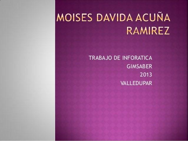 Acuña moises ppt 2