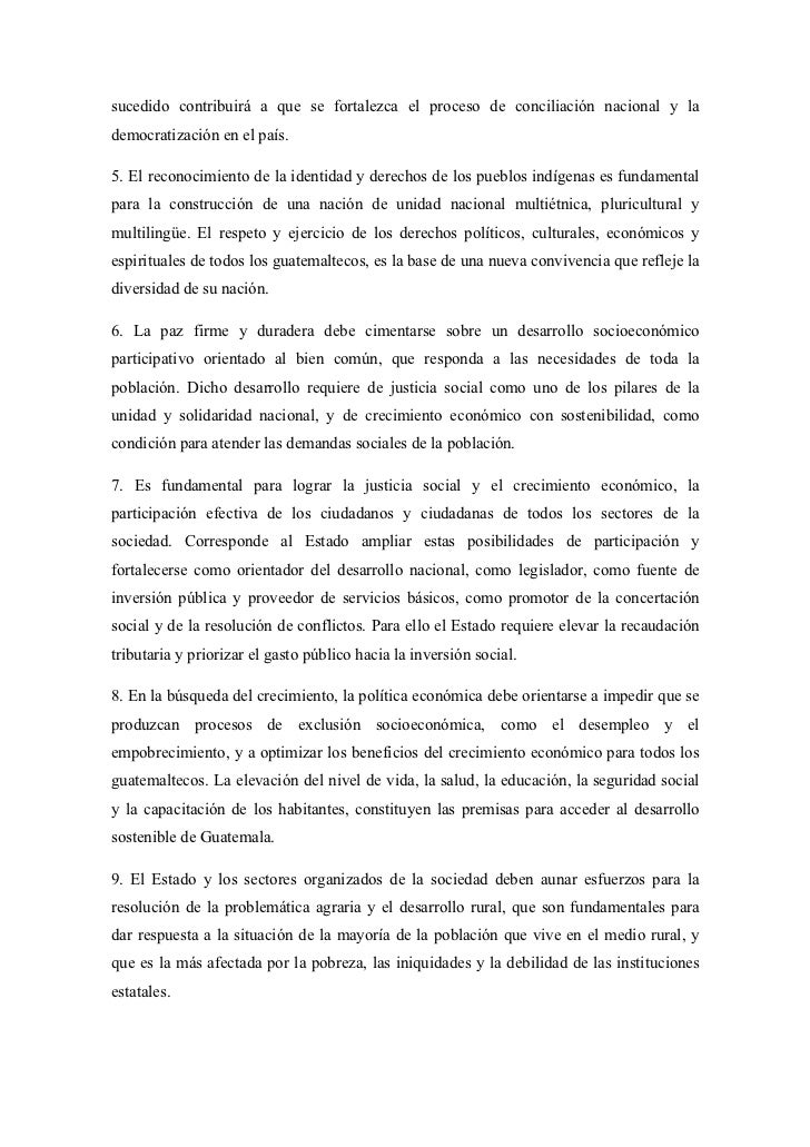 acuerdos de paz guatemala pdf