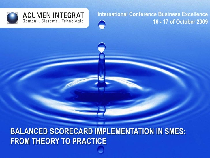 recent balance scorecard theory practices Balanced scorecard evolution: a dynamic approach to strategy execution provides the latest theory and practice new principles of the balanced scorecard and.